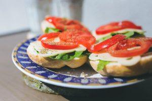 sandwich repas équilibré 2